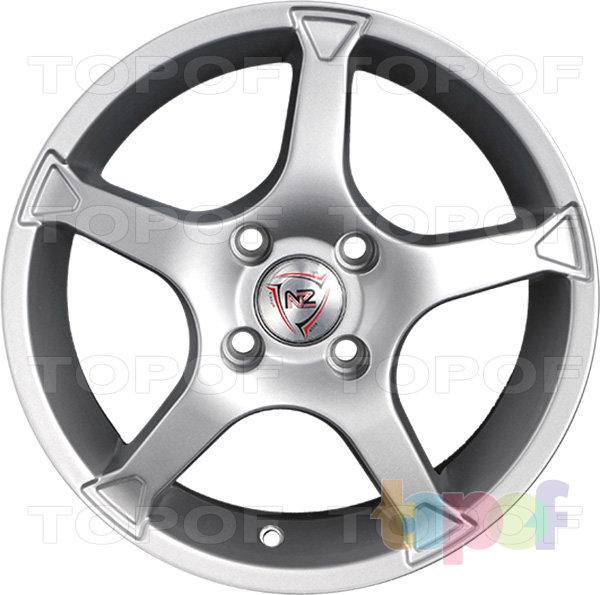 Колесные диски NZ SH620. Изображение модели #1