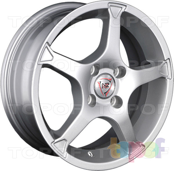 Колесные диски NZ SH620. Изображение модели #2