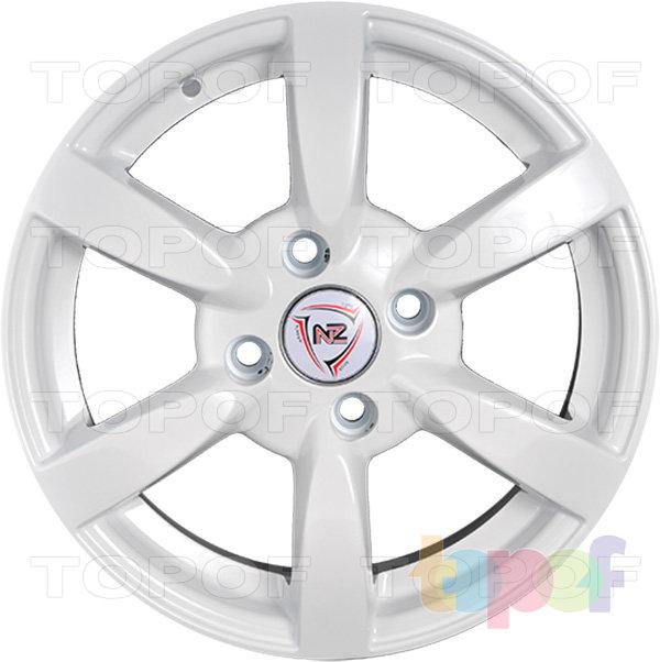 Колесные диски NZ SH621. Изображение модели #3