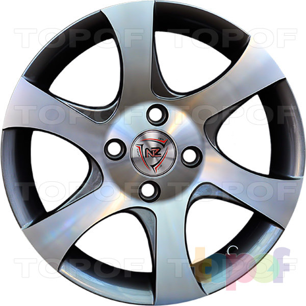 Колесные диски NZ SH622. GMF