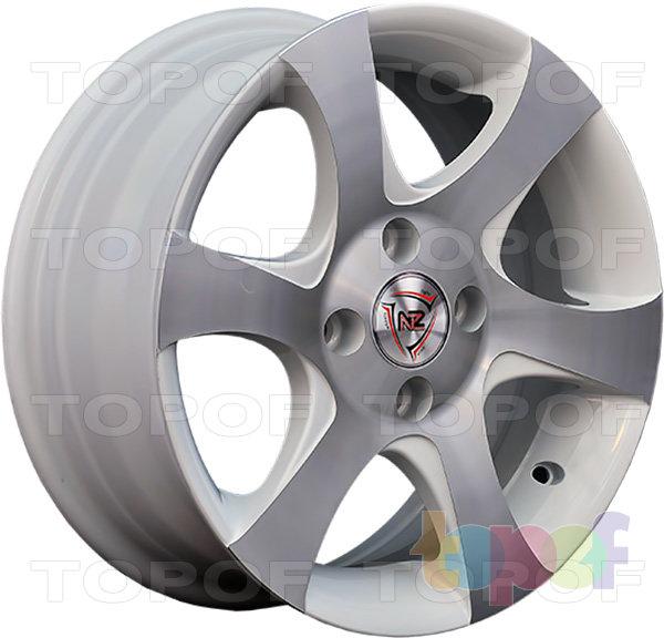 Колесные диски NZ SH622. WF