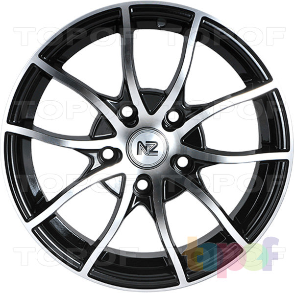 Колесные диски NZ SH630