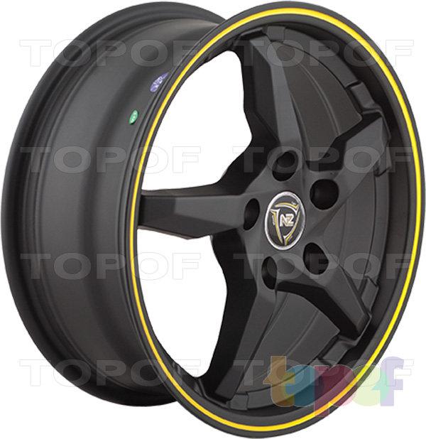 Колесные диски NZ SH635. Изображение модели #2