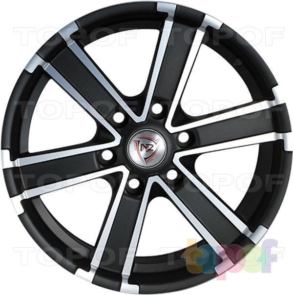 Колесные диски NZ SH636. Изображение модели #1