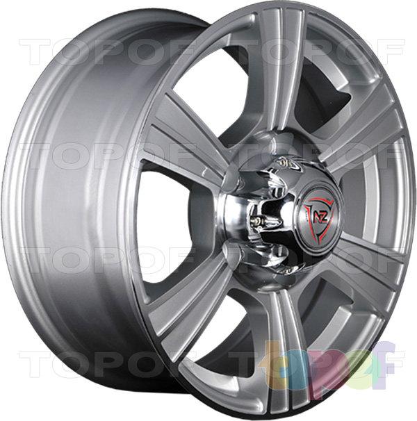 Колесные диски NZ SH637. Изображение модели #4