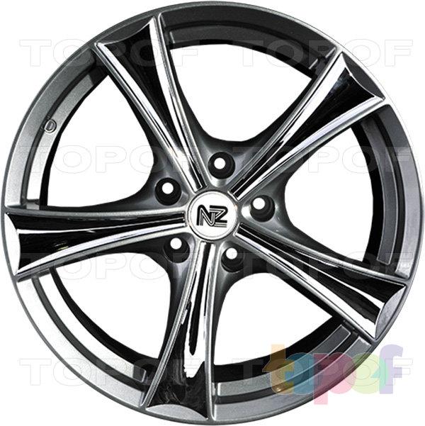 Колесные диски NZ SH639. Изображение модели #1