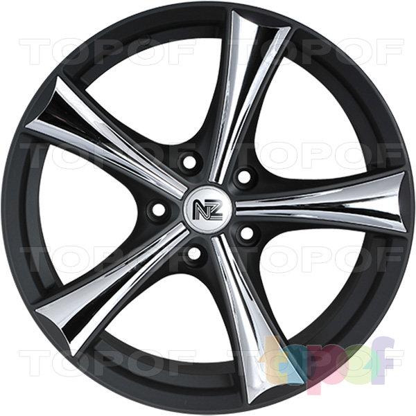 Колесные диски NZ SH639. Изображение модели #3