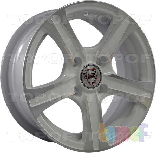 Колесные диски NZ SH642. WF