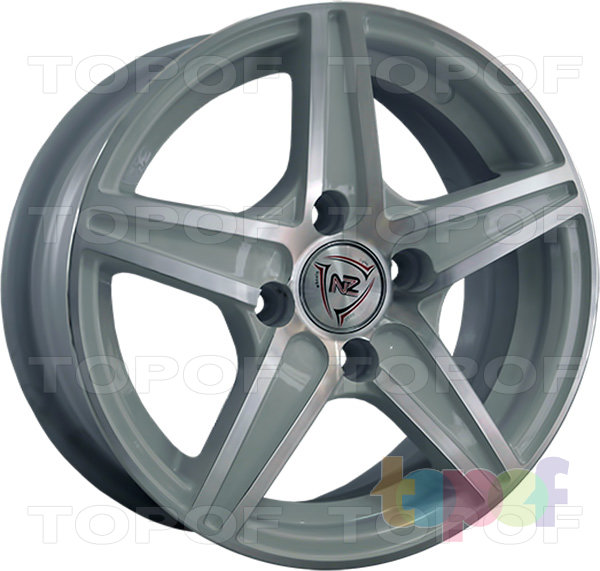 Колесные диски NZ SH643. Изображение модели #6