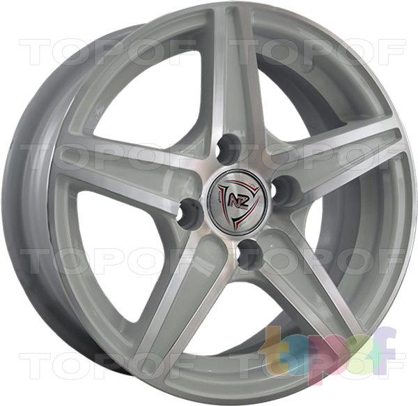 Колесные диски NZ SH643. Изображение модели #8
