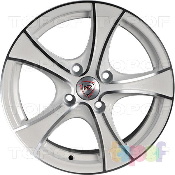 Колесные диски NZ SH644. Изображение модели #5