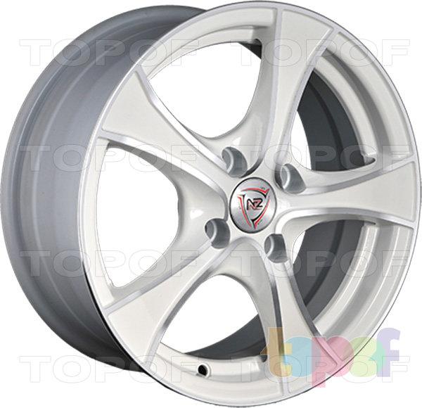 Колесные диски NZ SH644. Изображение модели #6