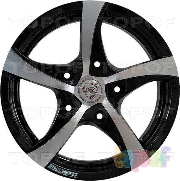 Колесные диски NZ SH646. Изображение модели #3