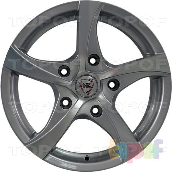 Колесные диски NZ SH646. Изображение модели #5