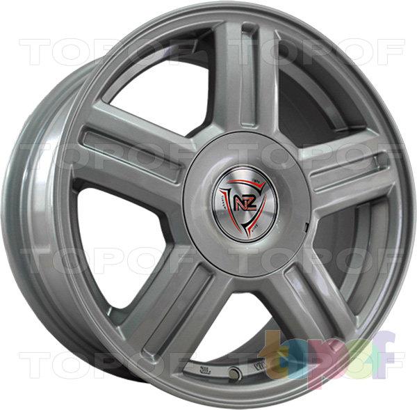 Колесные диски NZ SH653. Изображение модели #2