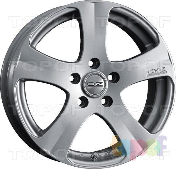 Колесные диски O.Z Racing 5 Star