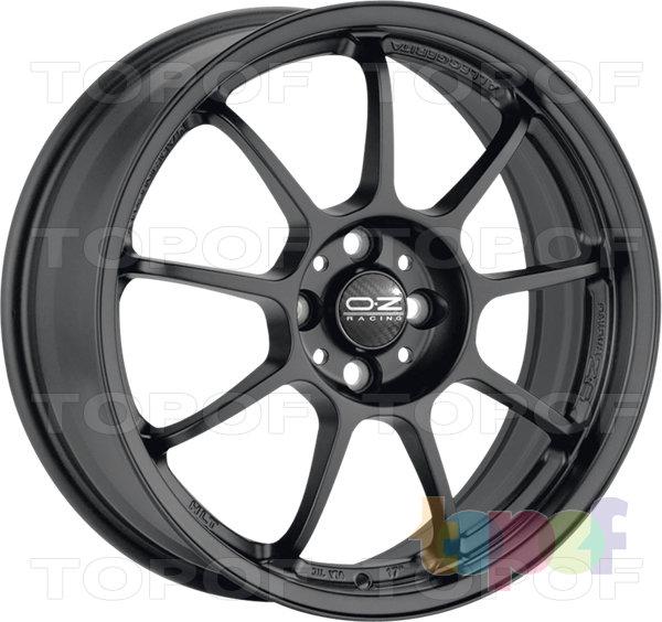 Колесные диски O.Z Racing Alleggerita HLT. Цвет Orange