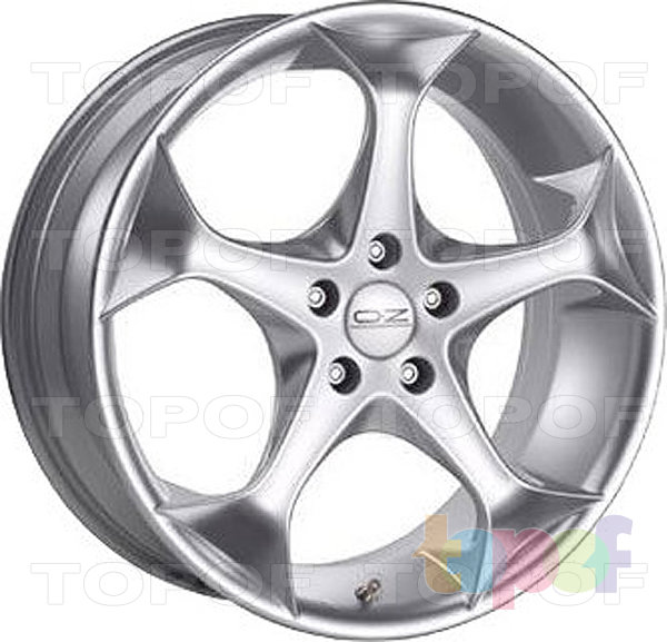 Колесные диски O.Z Racing Antares. Изображение модели #1
