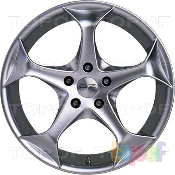 Колесные диски O.Z Racing Antares. Изображение модели #2