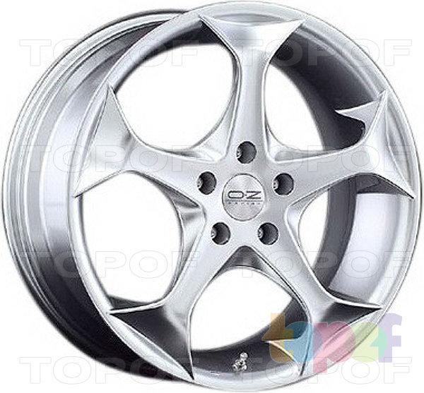 Колесные диски O.Z Racing Antares. Изображение модели #3