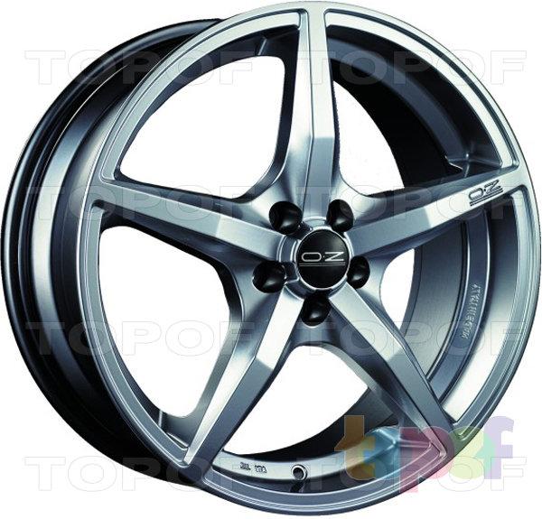 Колесные диски O.Z Racing Canova. Изображение модели #3