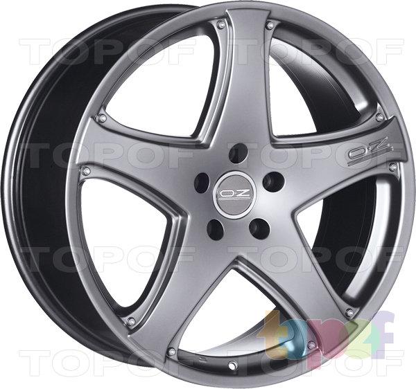 Колесные диски O.Z Racing Canyon ST