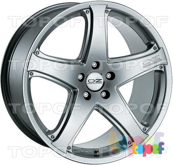 Колесные диски O.Z Racing Canyon ST. Изображение модели #2