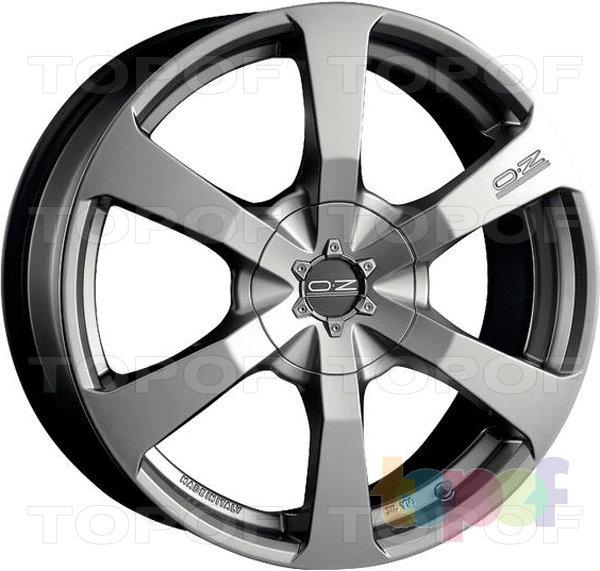 Колесные диски O.Z Racing Caravaggio