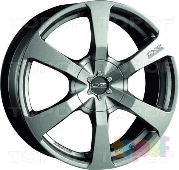 Колесные диски O.Z Racing Caravaggio. Изображение модели #2