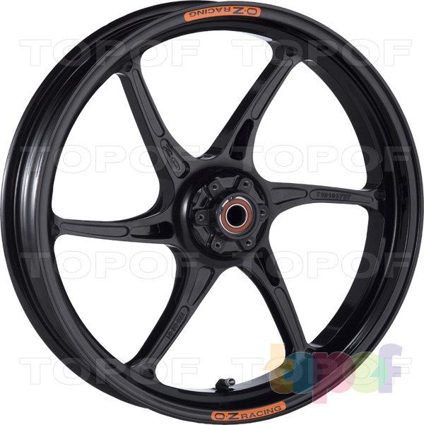 Колесные диски O.Z Racing Cattiva R. Изображение модели #1