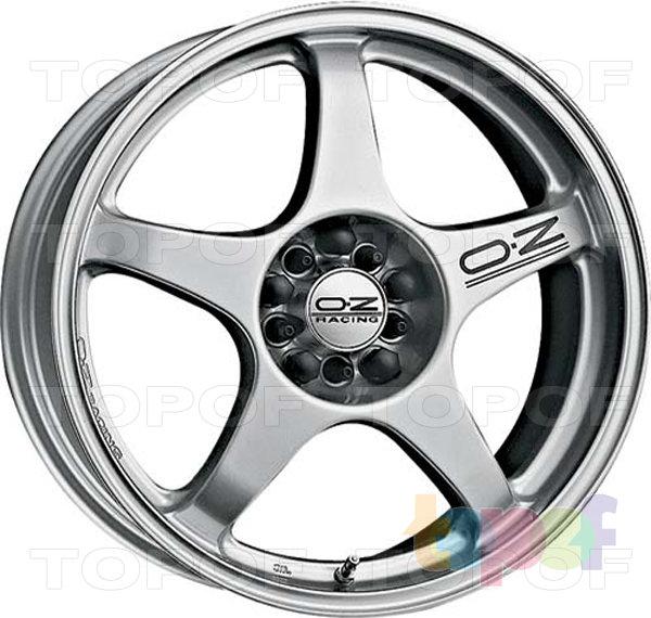 Колесные диски O.Z Racing Crono Evolution. Изображение модели #1