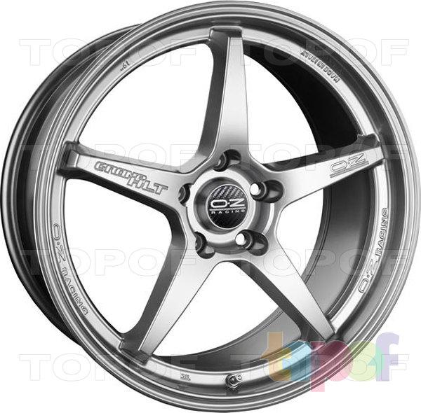 Колесные диски O.Z Racing Crono HLT