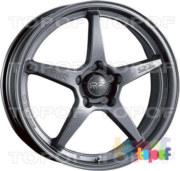 Колесные диски O.Z Racing Crono HT. Изображение модели #1