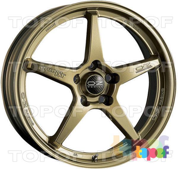 Колесные диски O.Z Racing Crono HT. Изображение модели #2