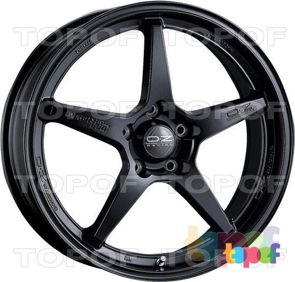 Колесные диски O.Z Racing Crono HT. Изображение модели #3