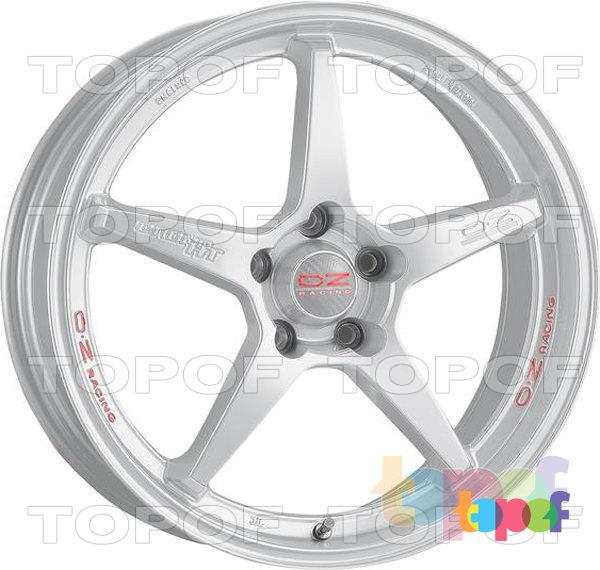 Колесные диски O.Z Racing Crono HT. Изображение модели #4