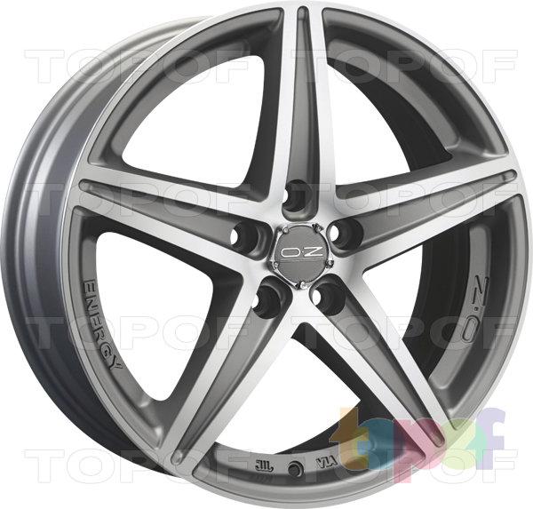Колесные диски O.Z Racing Energy (X Line)