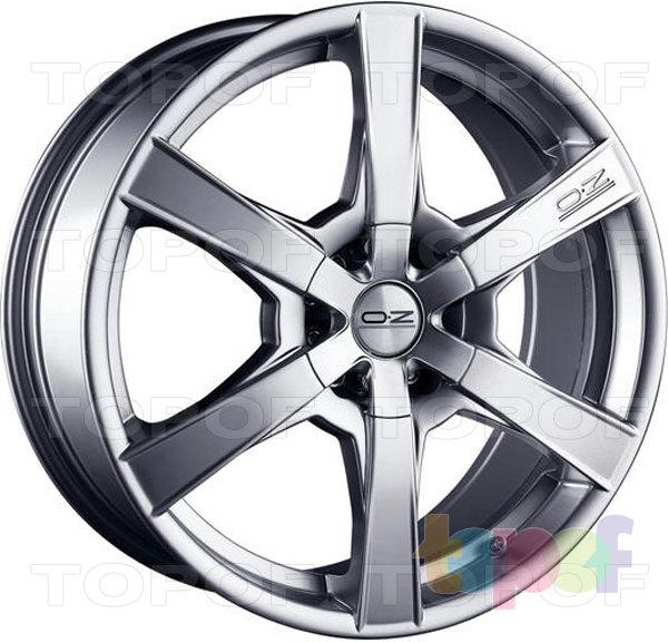Колесные диски O.Z Racing Gemini