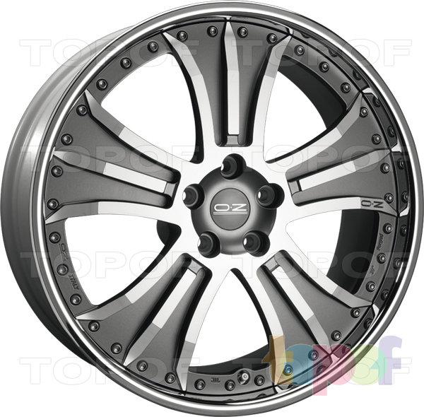 Колесные диски O.Z Racing Granturismo
