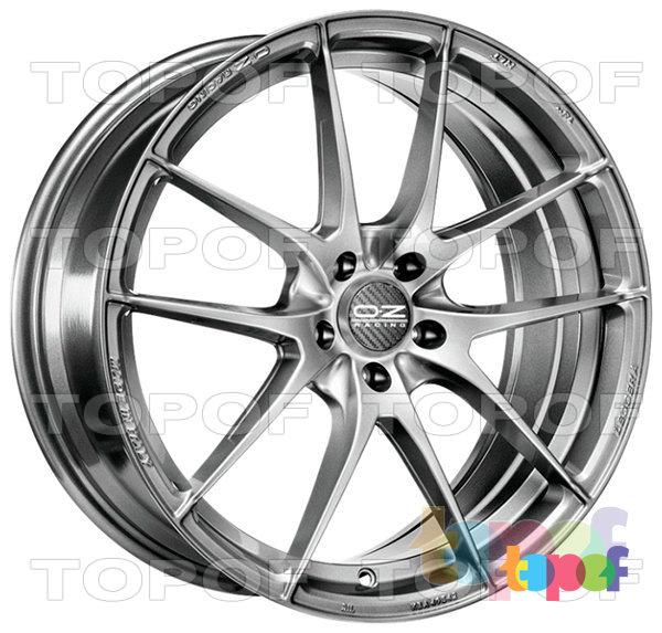 Колесные диски O.Z Racing Leggera HLT. Изображение модели #1