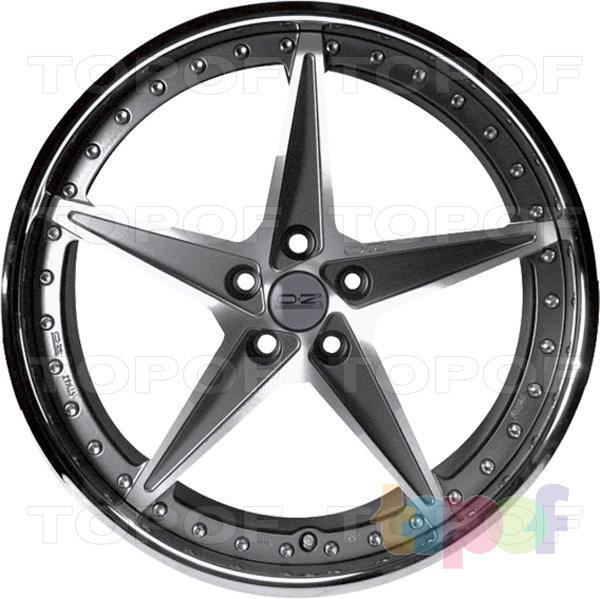 Колесные диски O.Z Racing Mito Rosso. Изображение модели #2