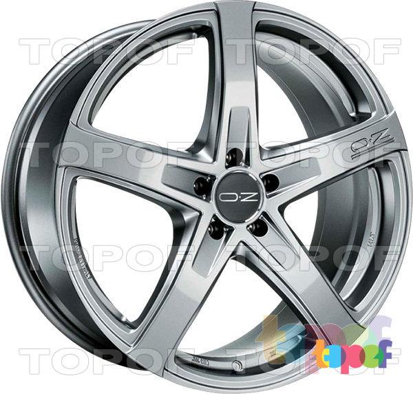 Колесные диски O.Z Racing Monaco HLT. Изображение модели #1
