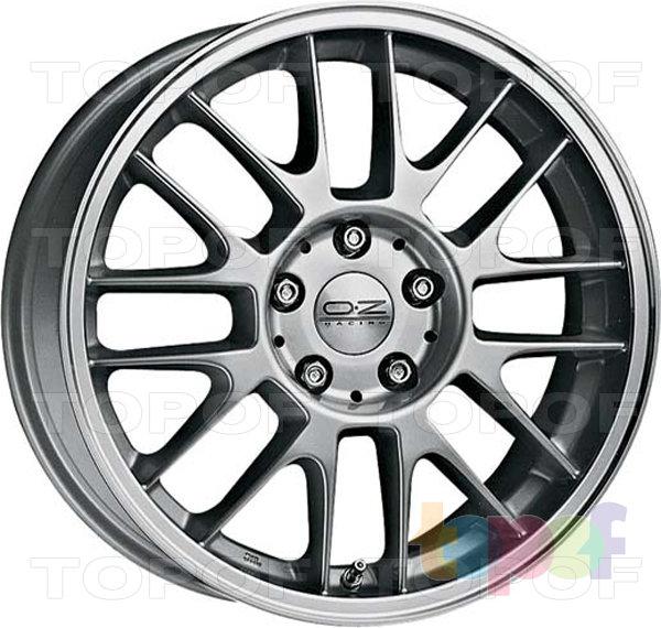 Колесные диски O.Z Racing Nova. Изображение модели #1