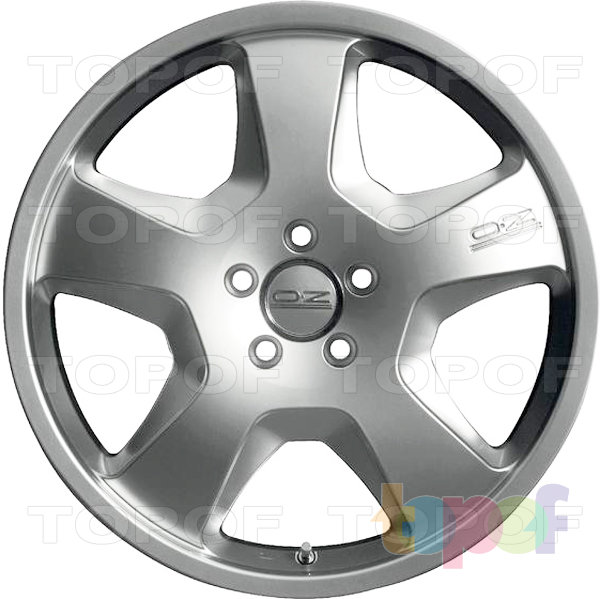 Колесные диски O.Z Racing Opera Evo