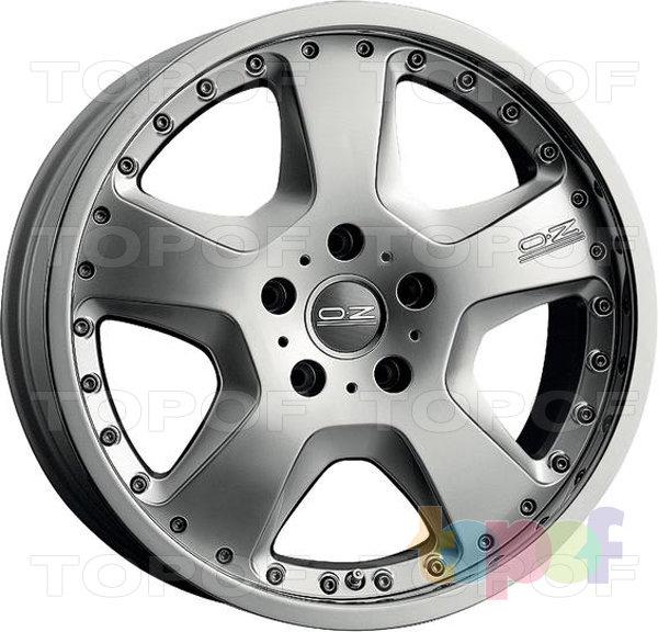 Колесные диски O.Z Racing Opera Evo II. Изображение модели #1