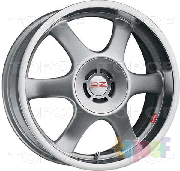 Колесные диски O.Z Racing Optima. Изображение модели #1