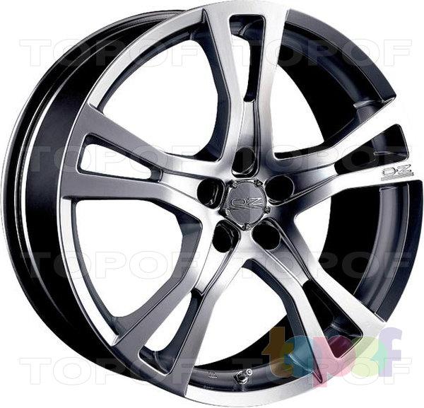 Колесные диски O.Z Racing Palladio. Изображение модели #1