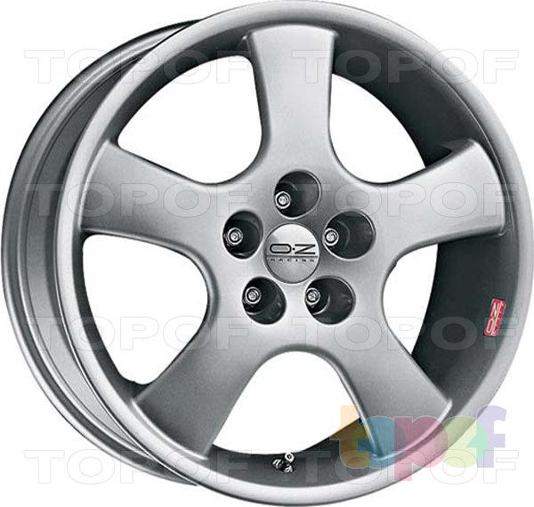 Колесные диски O.Z Racing Polaris. Изображение модели #1