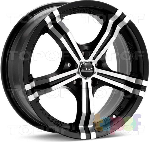 Колесные диски O.Z Racing Power. Изображение модели #1