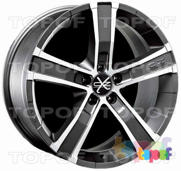 Колесные диски O.Z Racing Sahara. Изображение модели #1